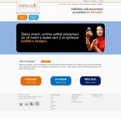 Nobuu - Presentation master